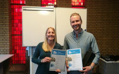 Atium wins WaterCampus Business Challenge in Holland