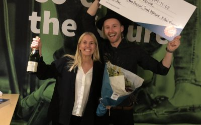 Atium wins Almi pitching competition