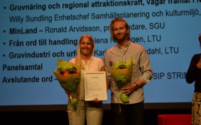 Atium wins 600.000 SEK in SIP STRIM's Idea Competition